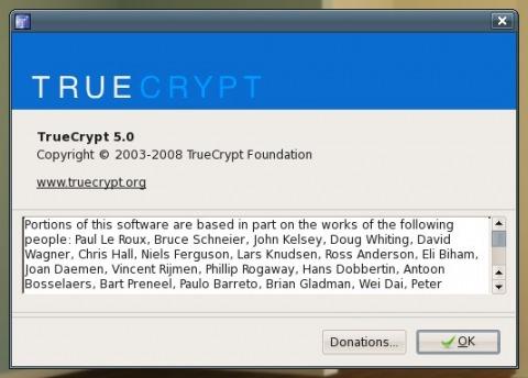 Como utilizar TrueCrypt para Encriptar tu data