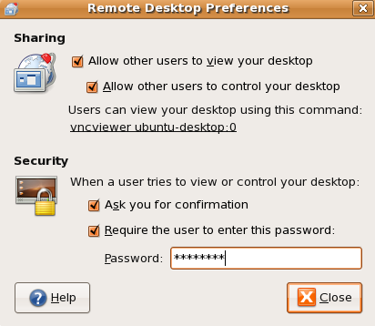 Controla tu Maquina de Ubuntu Remotamente